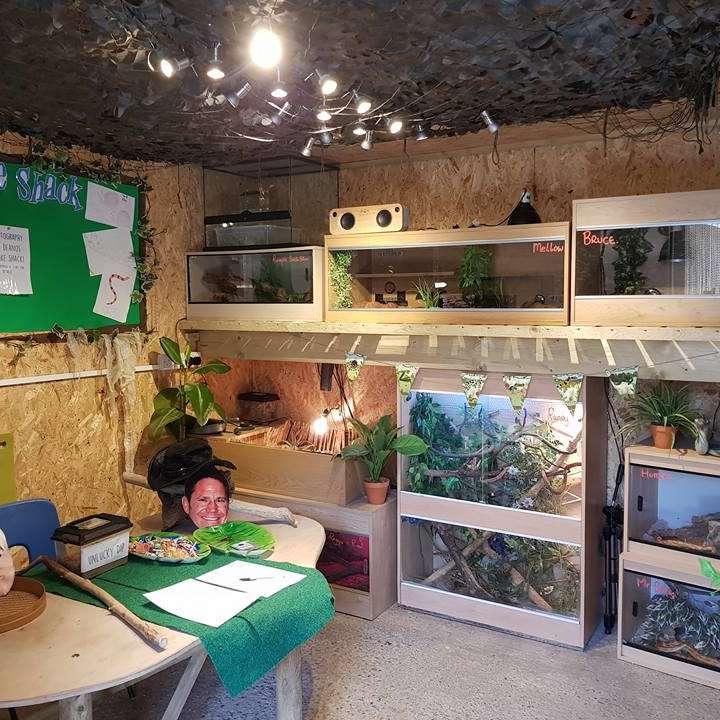 snake shack